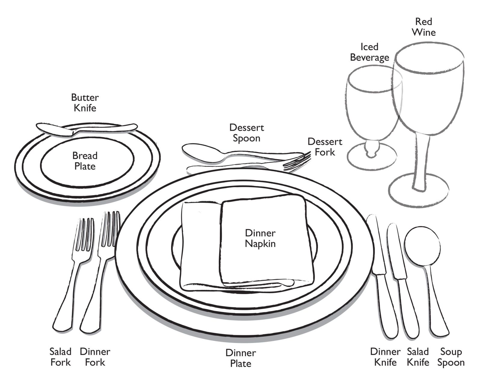 Mix and match elements to create the perfect Thanksgiving