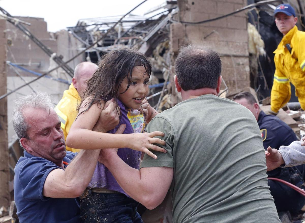 Help Oklahoma rise from rubble