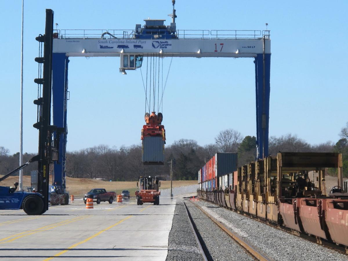 Growth of inland port could spawn others like it