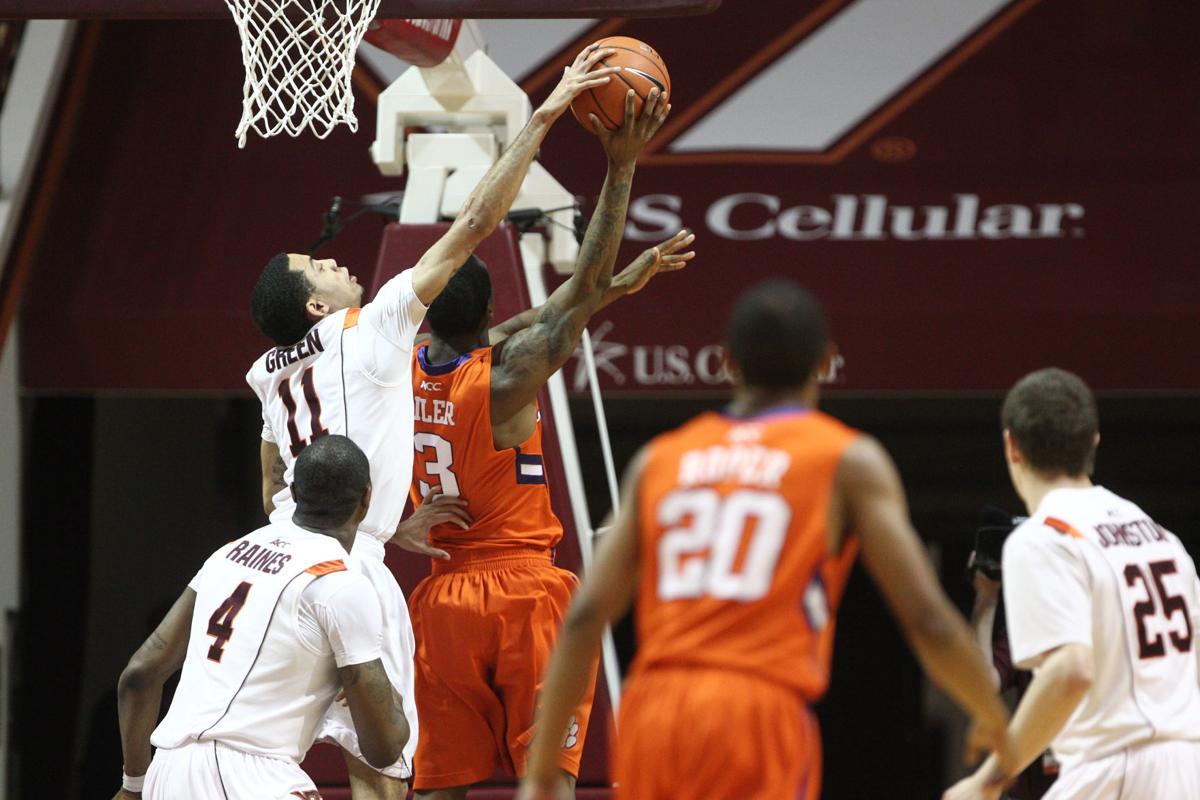 Virginia Tech tops Clemson