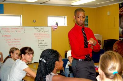 Black male teachers on rise
