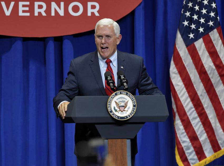 VP Mike Pence to headline SC congressman Jeff Duncan's Faith & Freedom BBQ fundraiser
