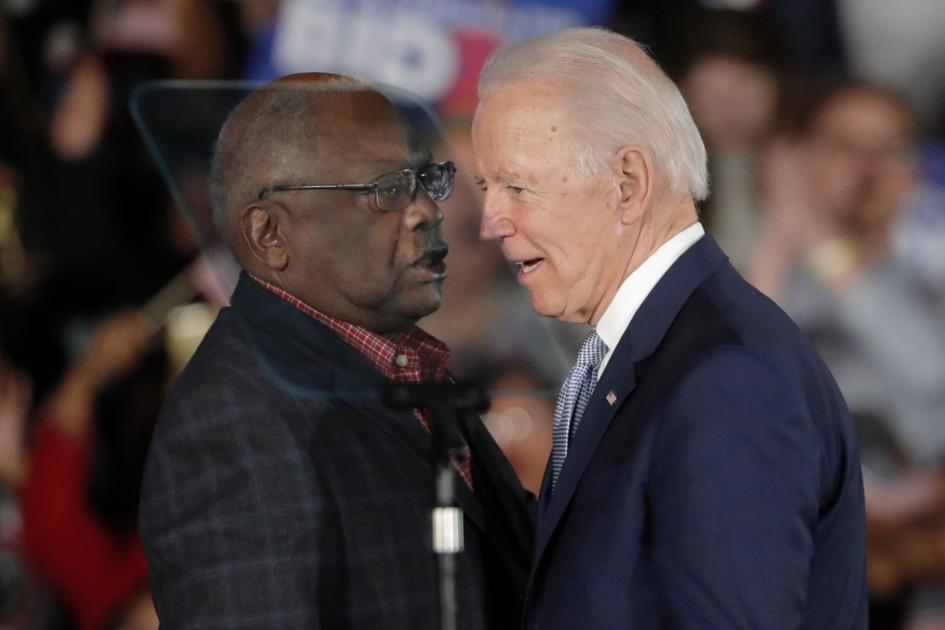 Brinson: A week ago, Jim Clyburn had a moment. He's had many others |  Commentary | postandcourier.com
