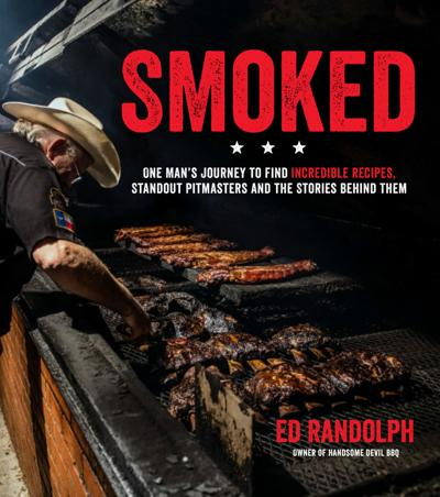 Smoked book cover