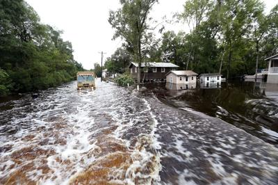 Staying afloat in a historic flood Lowcountry learns from disaster that did more than $9M in damage (copy)