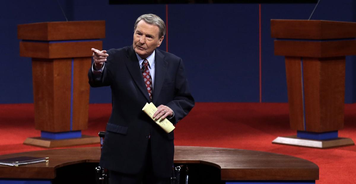 Jim Lehrer has no regrets over debate