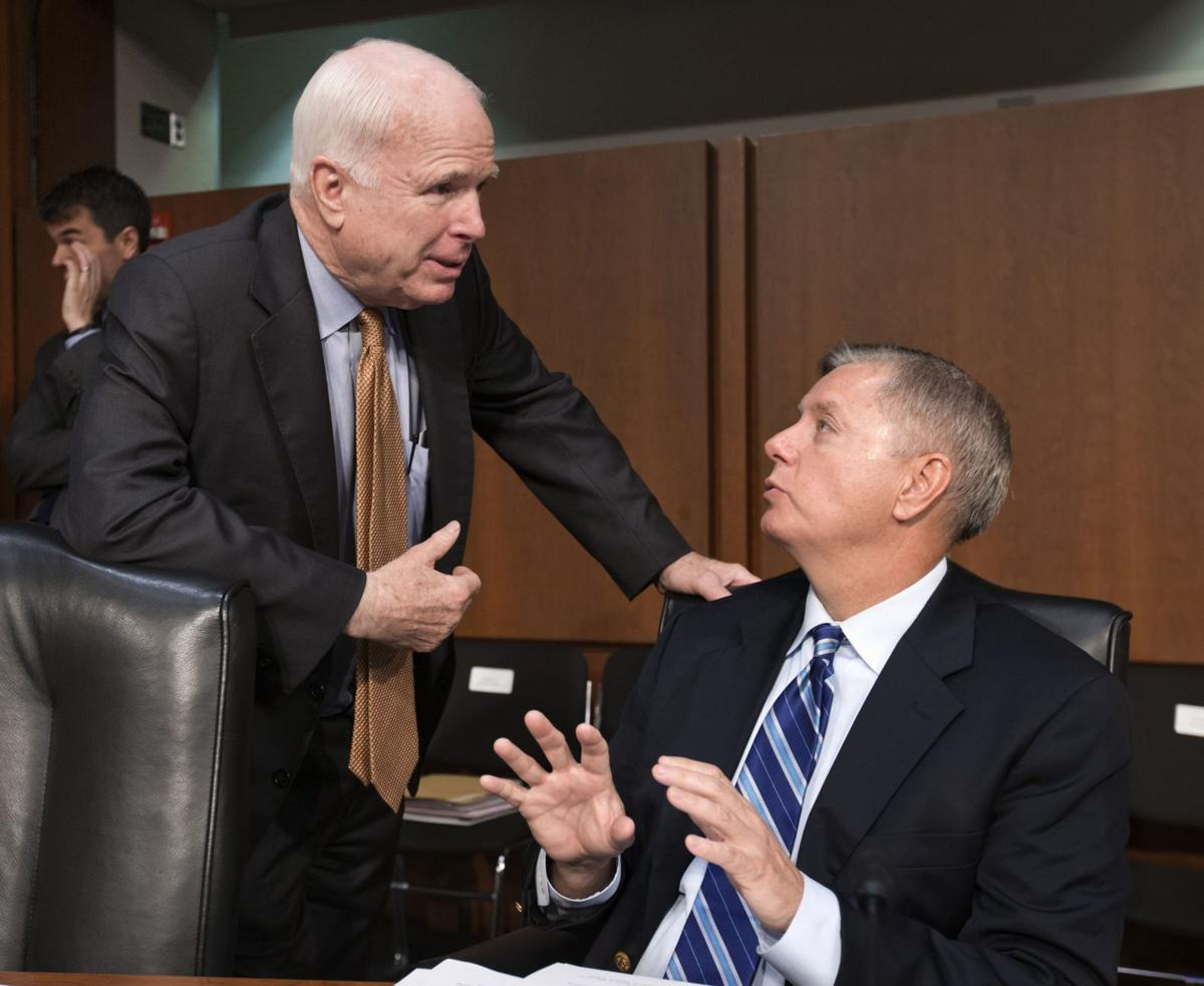 Graham in toughest re-election of career
