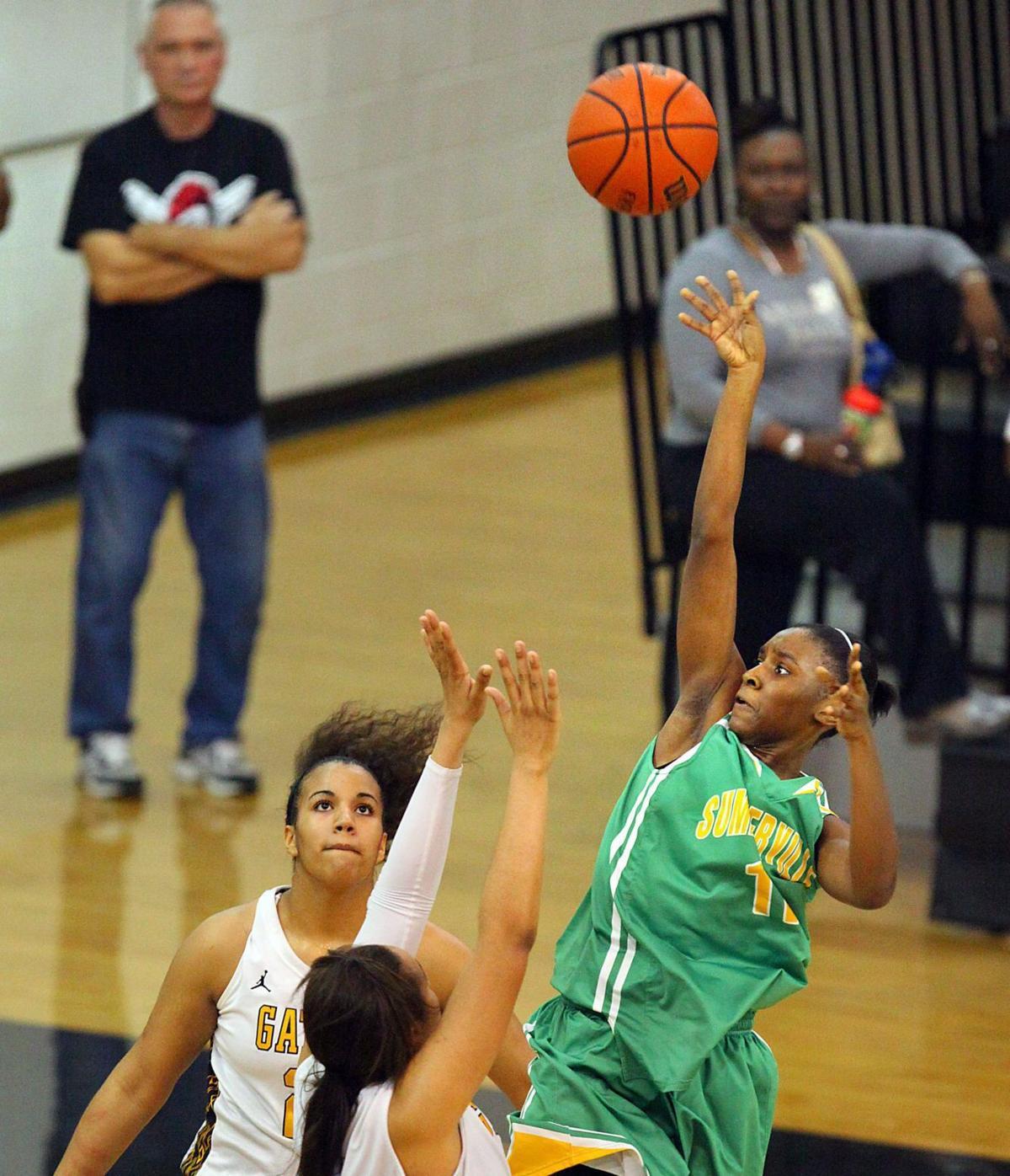 Summerville senior Green energized for AAAA playoffs