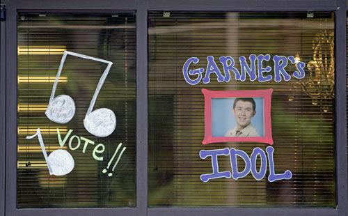 'American Idol' winner Scotty McCreery deserves a map