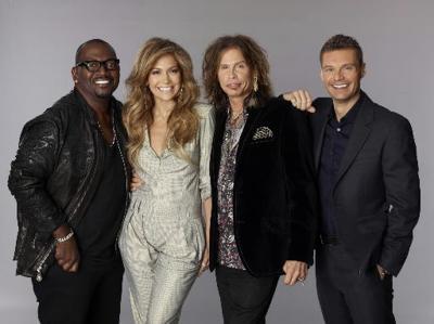Fox crowns J-Lo, Tyler new 'American Idol' judges