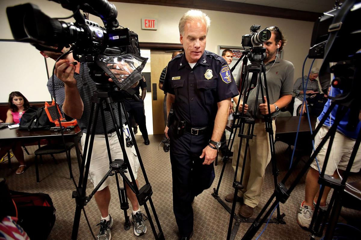 Review: Police may stop and frisk Police aim to give earlier answers