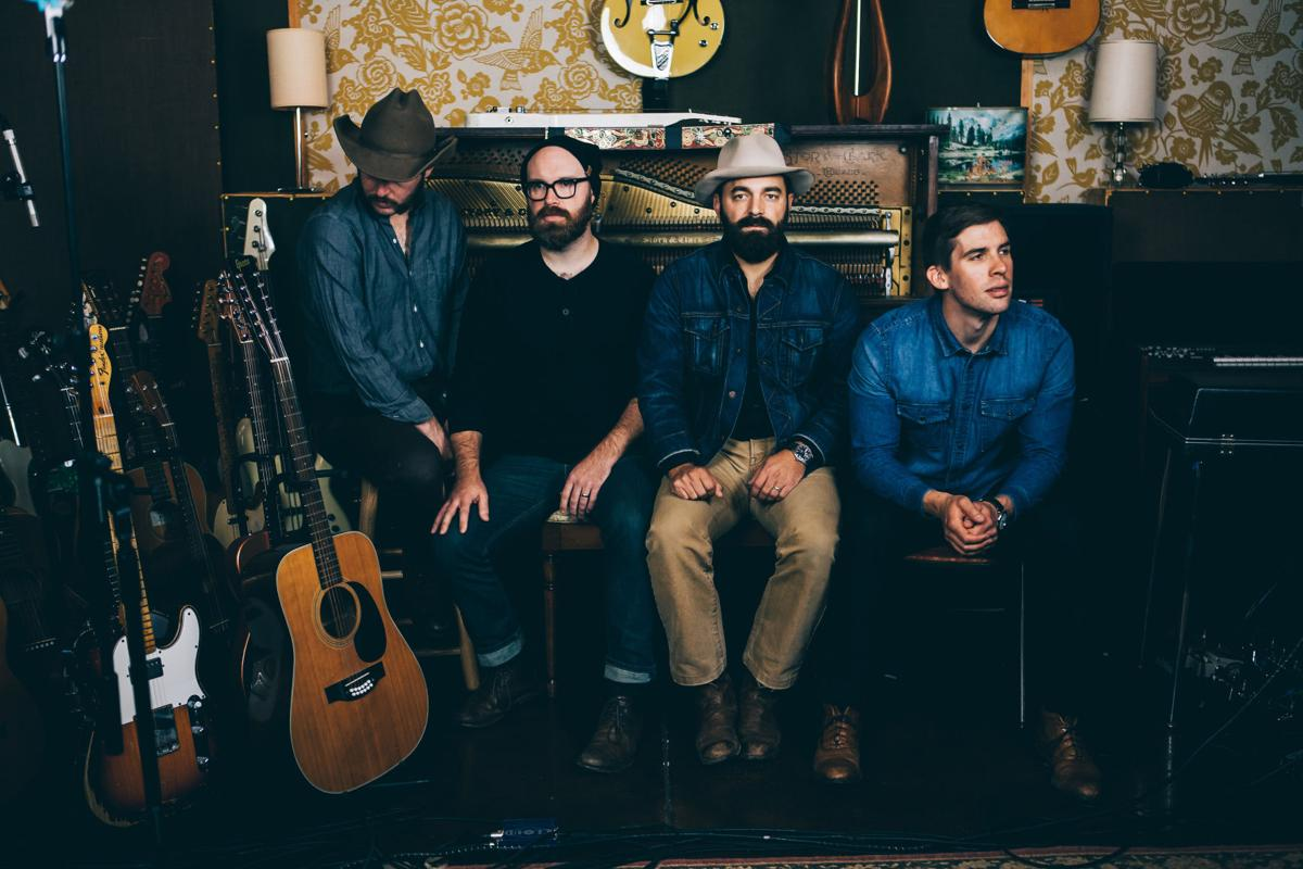 Drew Holcomb and The Neighbors (copy)