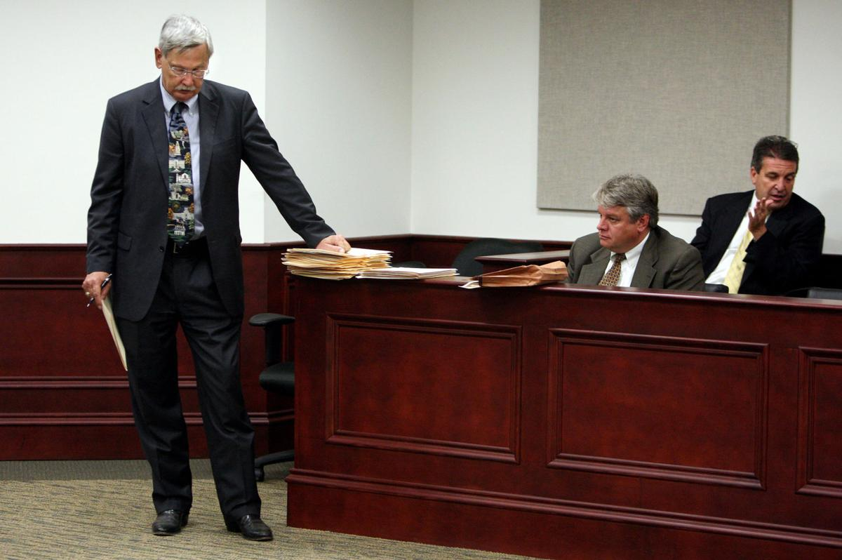 Poor may face trial without attorneys Study points to flaws in S.C.'s lowest courts