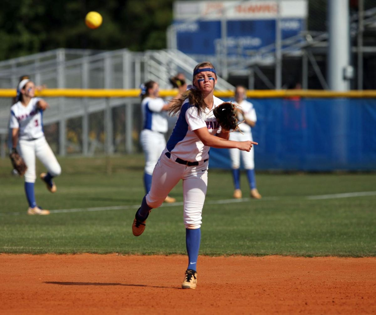 Hanahan softball eliminated by Hartsville