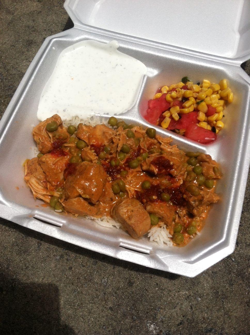 Fauzia's Kitchen serving Afghan food
