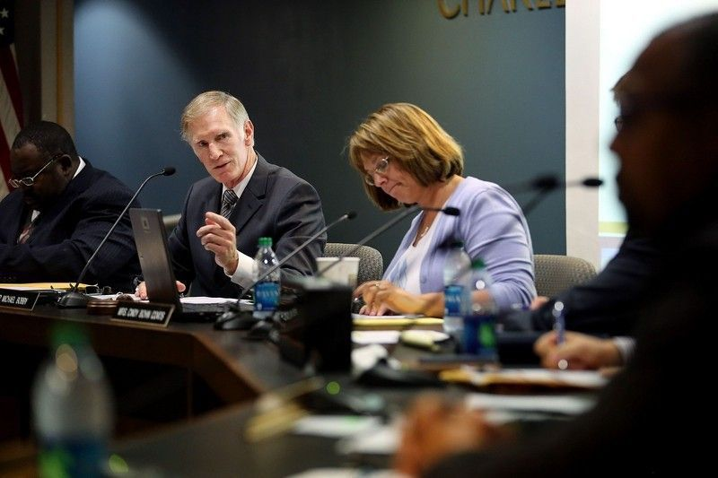 Charleston County School Board moving cautiously on superintendent search