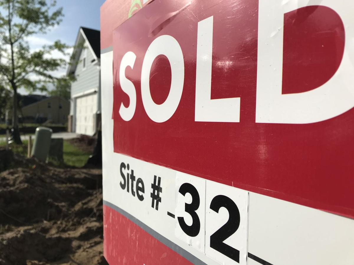 Sold sign for new home (copy)