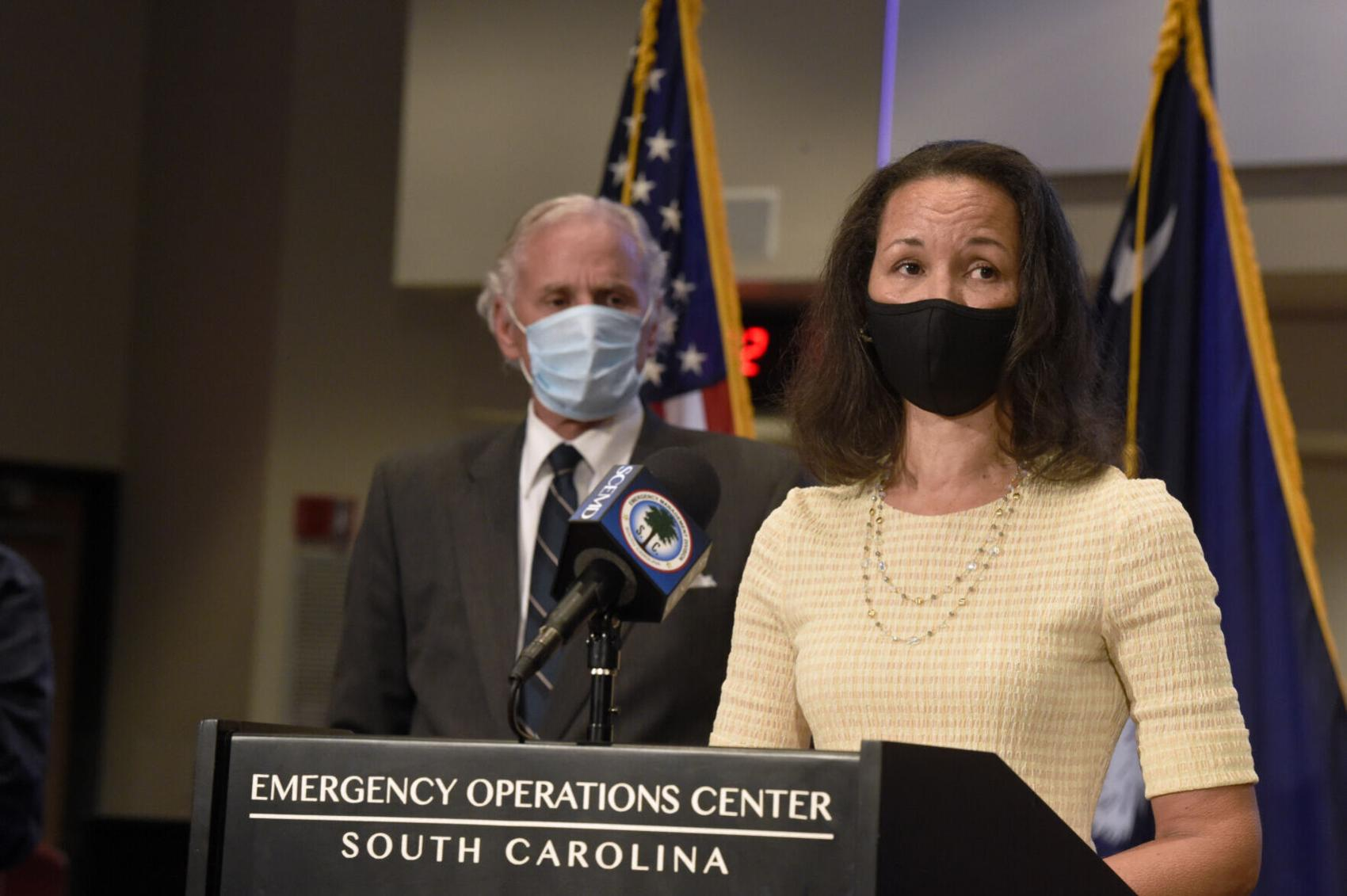POST AND COURIER – South Carolina's health agency is missing permanent leader as coronavirus pandemic worsens