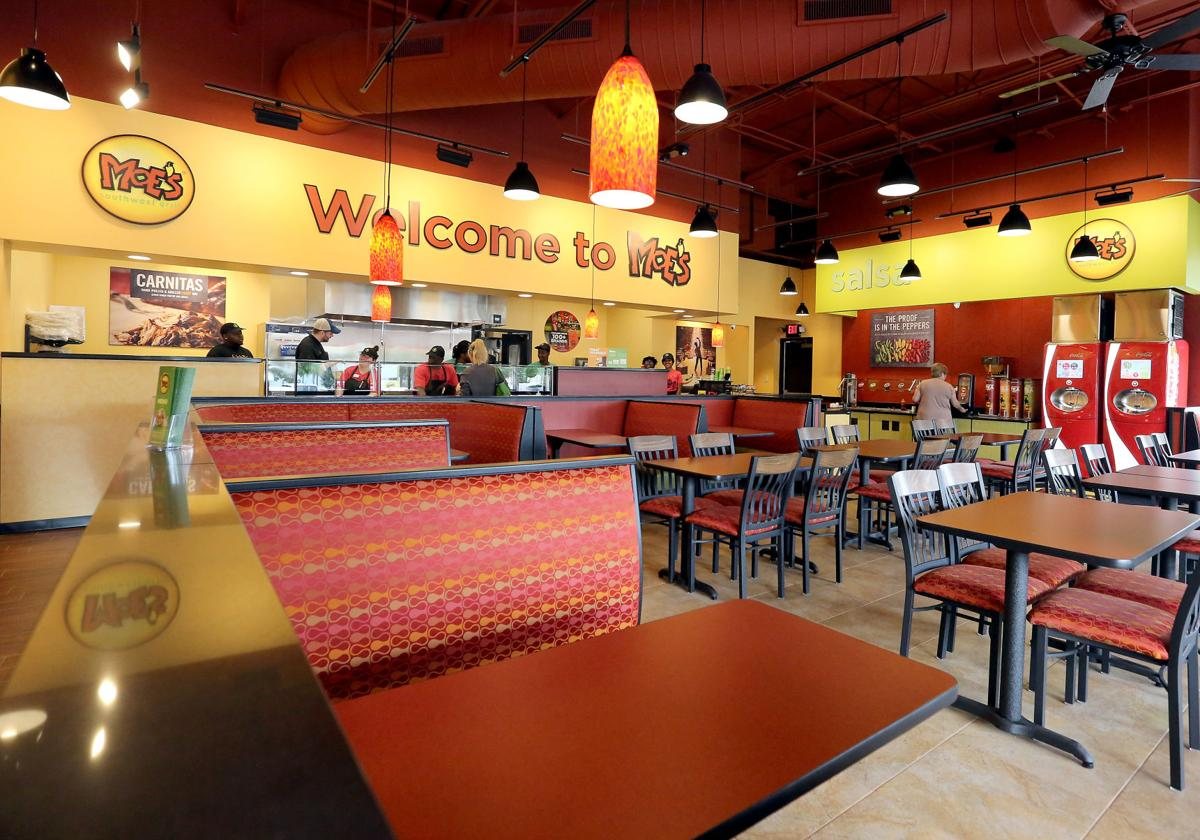 Welcome To Moe S Restaurant Chain Opening Near Tanger Outlets In North Charleston