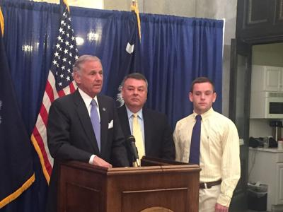 Gov  Henry McMaster names Brian Lamkin new South Carolina inspector