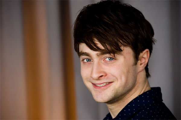 Potter star skips the parties