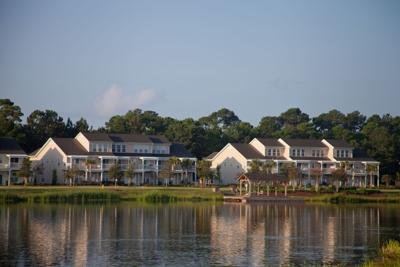 Town and Country: Bungalows, townhomes, traditional houses offer choice in lakeside Johns Island village