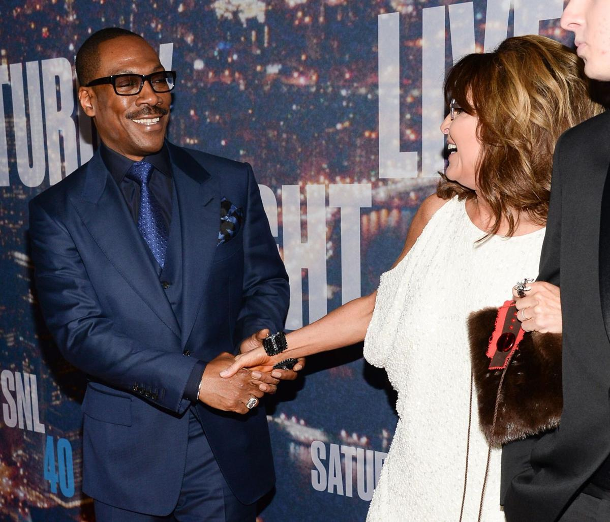 Eddie Murphy said no to Cosby sketch, SNL cast member says