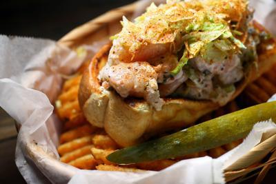 Lowlife shrimp roll