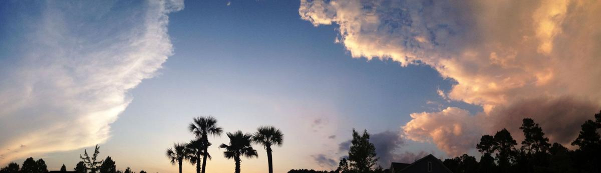 Isolated storms possible on otherwise sunny Sunday in Charleston