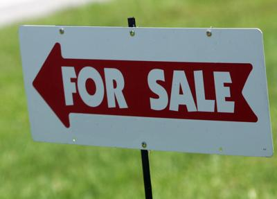 real estate transactions - for sale sign