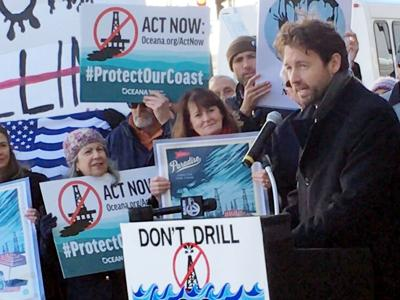 Joe Cunningham files bill to permanently ban offshore drilling, seismic testing