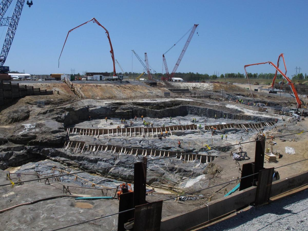Mississippi utility in deal to buy out part of Santee Cooper's nuclear power investment