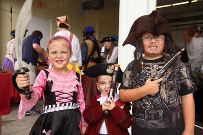 Photos: Second annual Charleston Pirate Festival a Sunday hit
