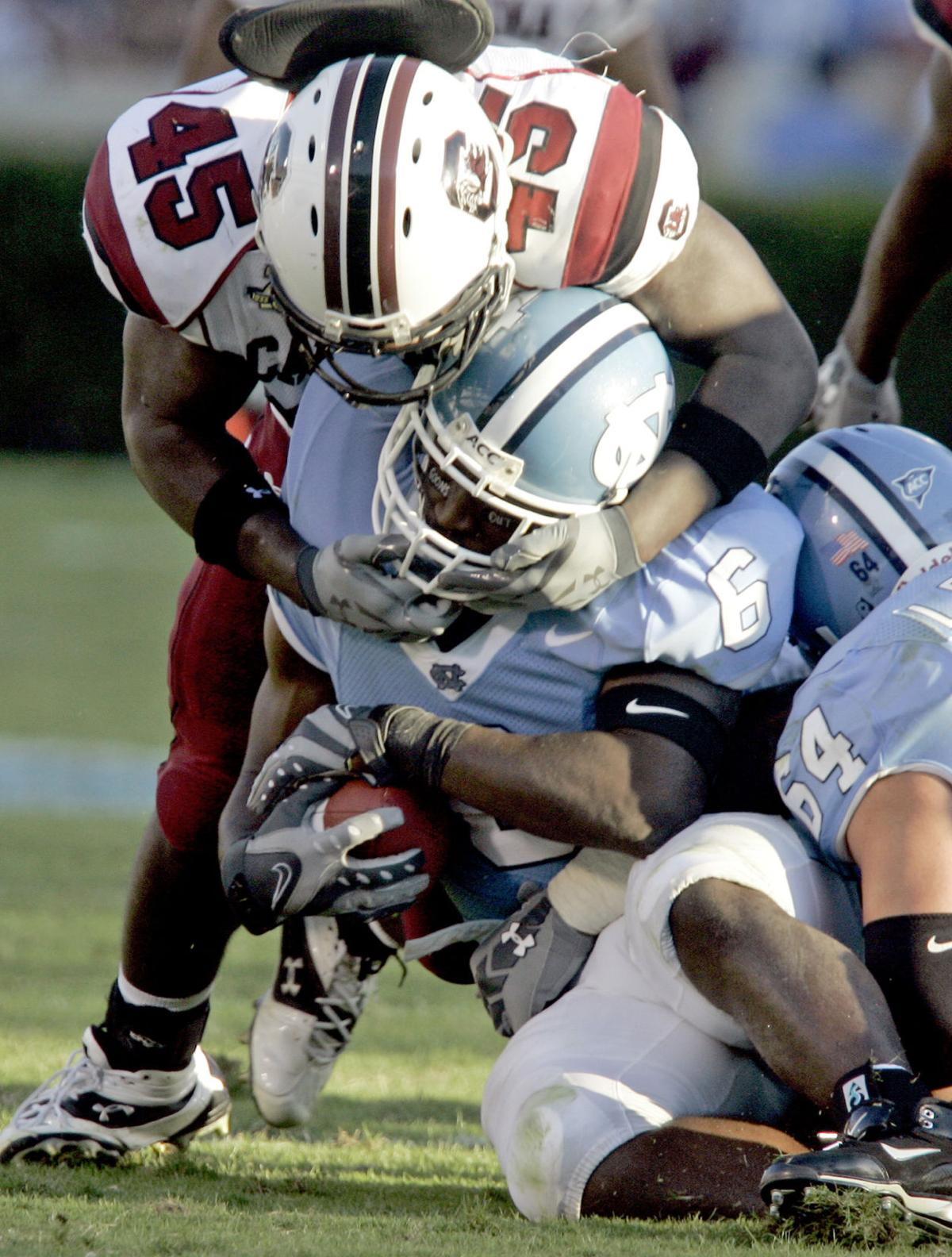 USC to start 2015 against UNC