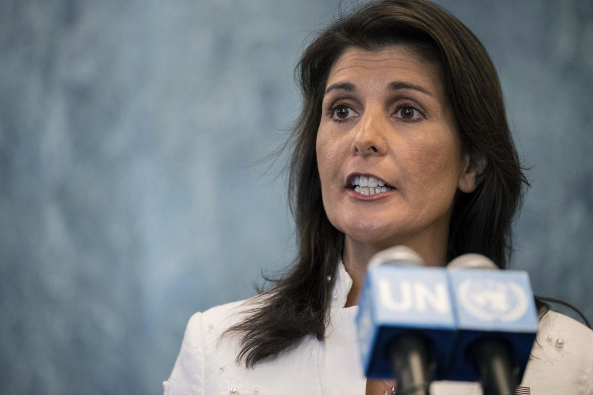 4225f7f2 As Nikki Haley knows, public service can be financially costly ...