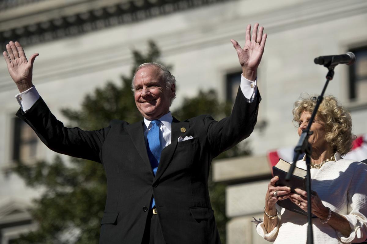 South Carolina Governor Inaugurated