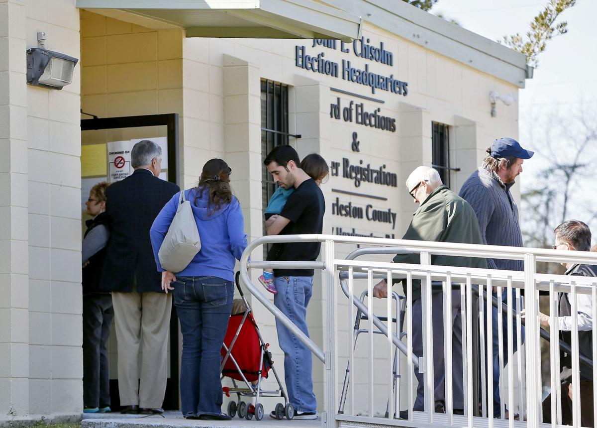 Live coverage of South Carolina's Republican primary