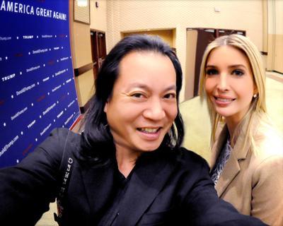 Gene Ho Ivanka Trump