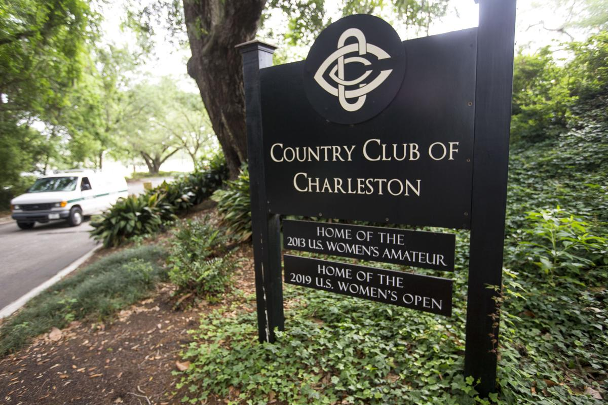 Country Club of Charleston sign.JPG (copy)