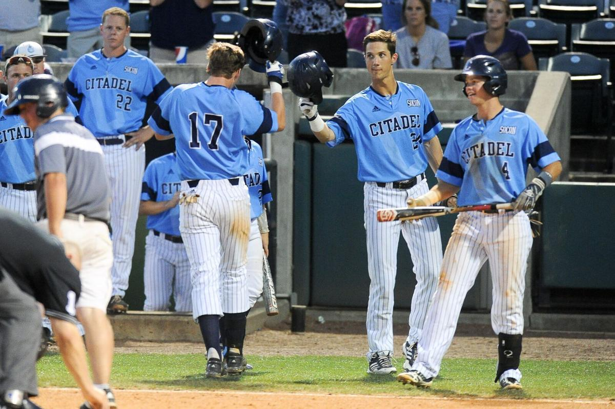 Citadel tops UNCG to stay in SoCon tourney