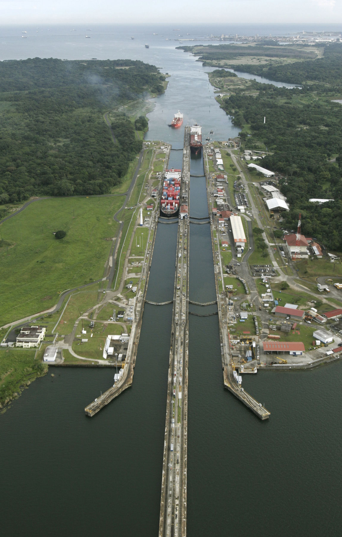 Port of Charleston is among U.S. stops in new South America shipping service