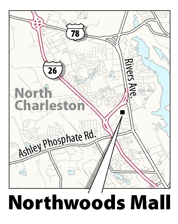 Suspects ran toward Northwoods Mall entrance after shooting ... on eagle ridge mall map, crystal mall map, concord mall map, biltmore square mall map, eastpoint mall map, carolina mall map, georgia mall map, inlet square mall map, lexington mall map, oakwood mall map, the florida mall map, bowling green mall map, rolling oaks mall map, town east mall map, stroud mall map, green tree mall map, north east mall map, exton square mall map, rivertown mall map, tanglewood mall map,