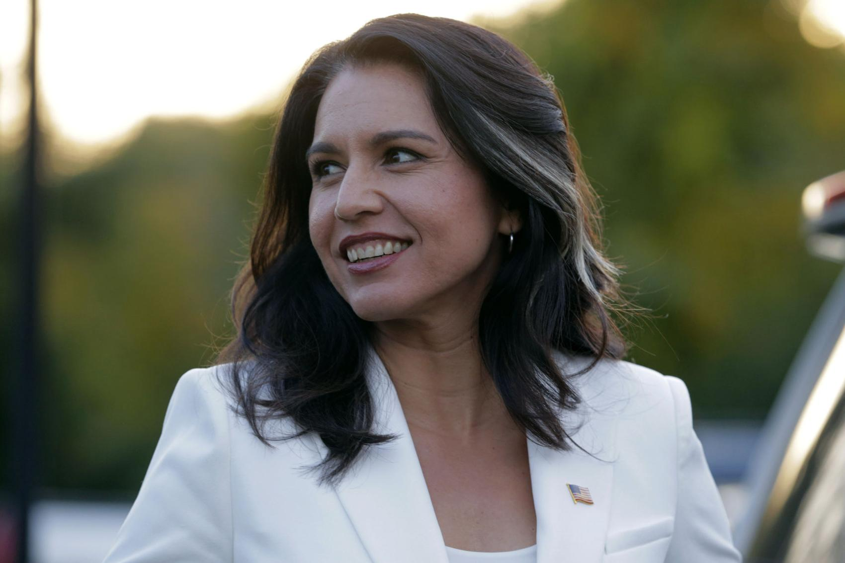 POST AND COURIER – Tulsi Gabbard in SC says dropping out of the Democratic race hasn't been discussed