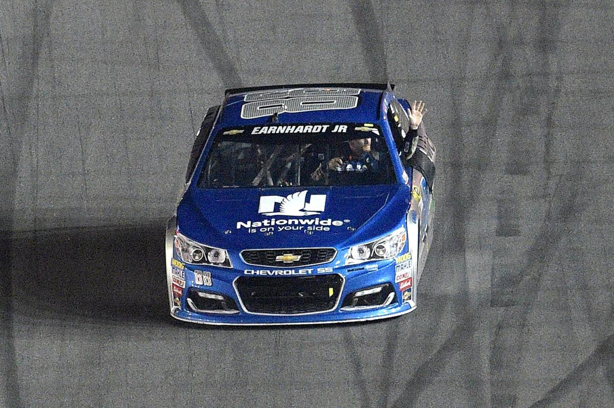 Earnhardt relying on 'Amelia' for 500 run
