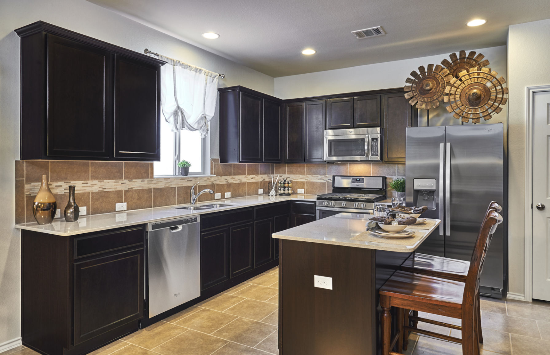 Centex is introducing its Rosemont design at
