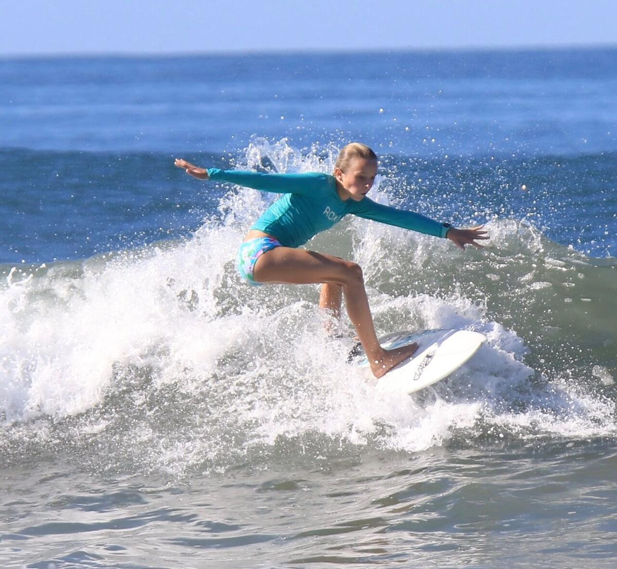 Gwisc surfing