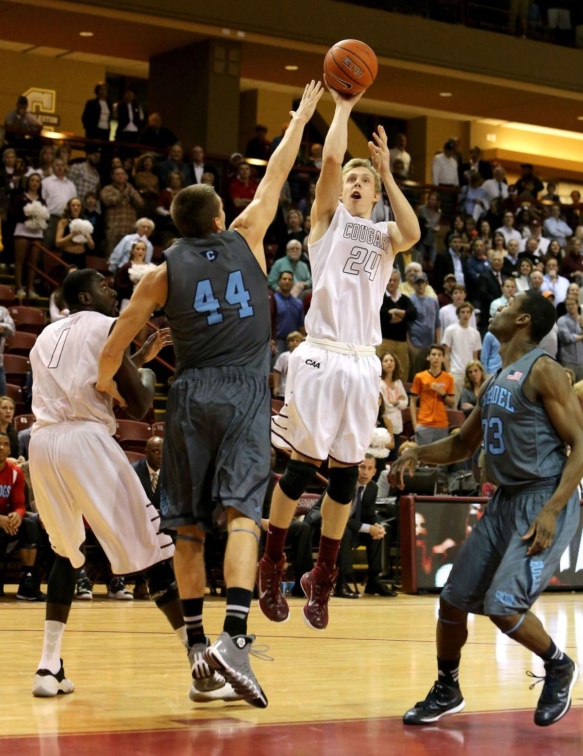 Cross-town rivalry: College of Charleston plays at Citadel on Saturday