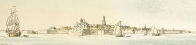Charleston's 1776 defenses