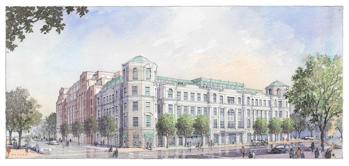 Board of Architectural Review defers final approval for Courier Square