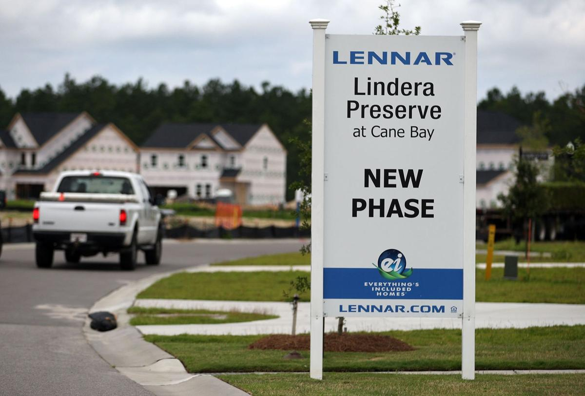 Homebuilders finding fewer lots